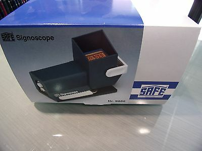 SAFE Signoscope T1 mit Trafo Neuware (9886+9887)