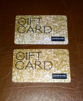 £75 Of Vouchers For Centre Mk (Milton Keynes) Shopping - Local Pickup Available