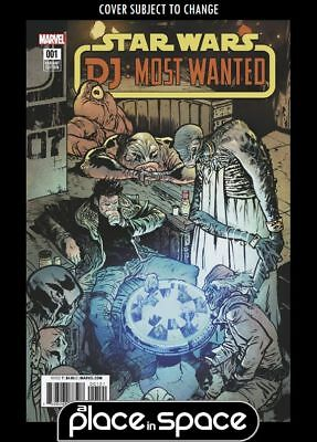 Star Wars: The Last Jedi - Dj: Most Wanted  #1C - Johnson Variant (Wk05)