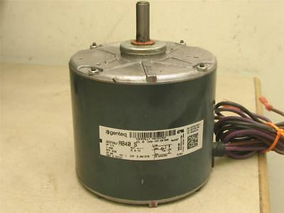 GENTEQ 5KCP39GG S 1/4hp, 115V, 1075rpm 3 70 AMP Electric