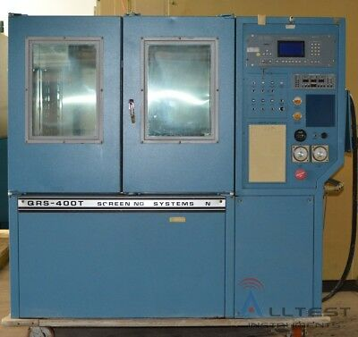 Screening Systems, Inc QRS-400T Halt hass temperature vibration chamber