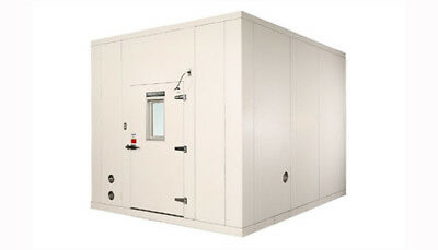 Thermotron WP-1422-THCM3-10-10LH Panel Walk-In Chamber -34°C to 85°C