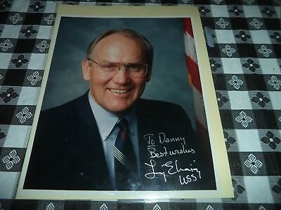 Larry Craig Autographed 8x10 Photo
