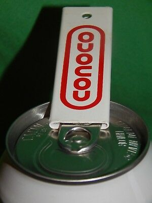 Conoco Vintage New! Promotional, Advertising, Pull Tab Can Opener