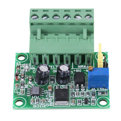 1-3KHZ 0-10V PWM Signal to Voltage Industrial Converter Digital-Analog PLC el