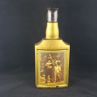 Jim Beam's Choice Night Watch Bottle (1967) Decanter - Rembrandt