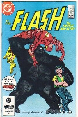 The Flash #330 FN/VFN (1984) DC Comics