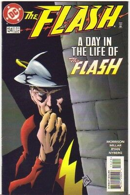 The Flash #134 FN/VFN (1998) DC Comics