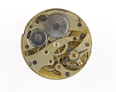 Maire Anglo Swiss Watch Co Calcutta  Cavalry Trench Watch Movement C Ww1 N131
