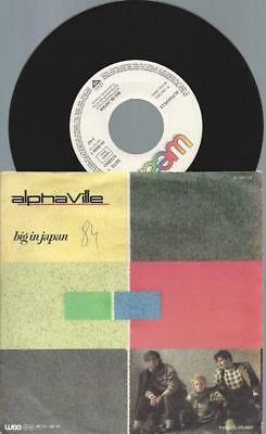 "7""  Alphaville ‎– Big In Japan"