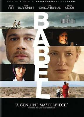 Babel Used - Very Good Dvd