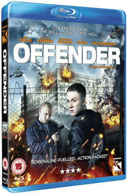 Offender Blu-Ray (2012) Joe Cole ***NEW***
