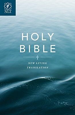 Holy Bible: New Living Translation-Tyndale