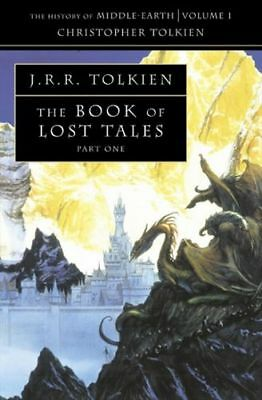 The Book of Lost Tales 1-J.R.R. Tolkien, Christopher Tolkien