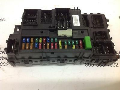 2014 LINCOLN MKZ Dash Multifunction Fuse Box Body Control Module EG9T-15604-BE