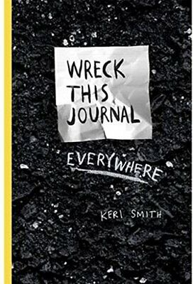 Wreck This Journal Everywhere-Keri Smith