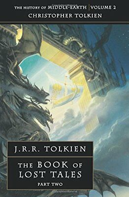 The Book of Lost Tales 2-J.R.R. Tolkien, Christopher Tolkien