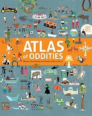 Atlas of Oddities-Clive Clifford