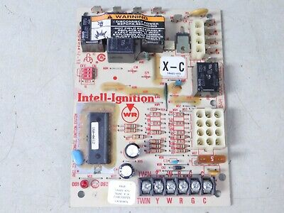 White Rodgers 50A65-475 Furnace Control Circuit Board D341396P01
