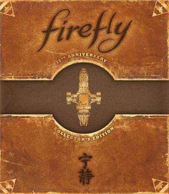 Firefly - The Complete Series New Blu-Ray Disc