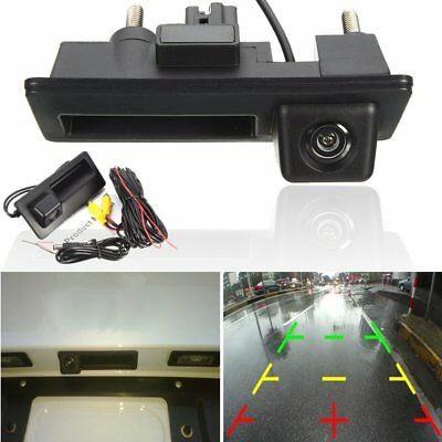 Reversing Backup Camera Car Rear Camera For VW For GOLF For JETTA For TIGUAN TJ