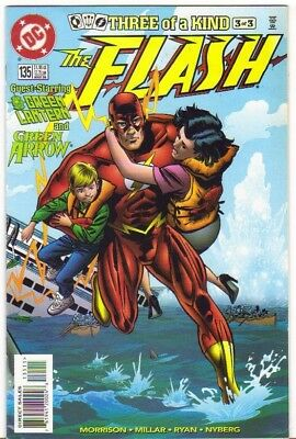 The Flash #135 VFN (1998) DC Comics