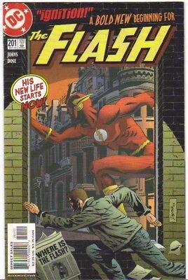 The Flash #201 VFN (2003) DC Comics