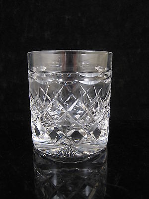 Beautiful Tudor Crystal Seymour Tumbler Glass