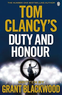 Tom Clancy's Duty and Honour, Blackwood, Grant