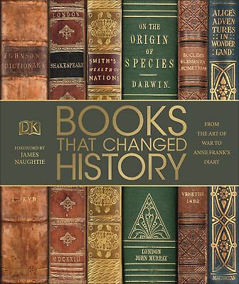Books That Changed History, DK