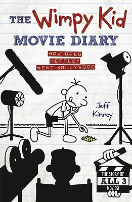 The Wimpy Kid Movie Diary, Kinney, Jeff