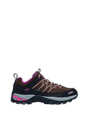 CMP Hiking Shoes Hiking Shoe lace-ups Brown Rigel Low Waterproof