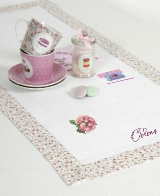 DMC Ready To Cross Stitch Table Runner (RS2472)