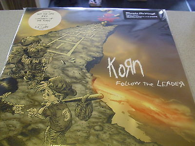 Korn - Follow The Leader - 2LP 180g audiophile Vinyl // Neu