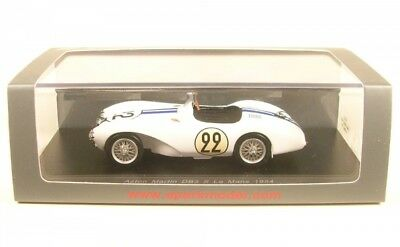 Aston Martin DB3S No.22 LeMans 1954 (C. Shelby - P. Frere)