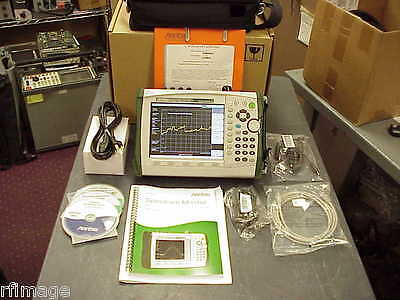 ANRITSU MS2726C SPECTRUM-MASTER 9KHZ-43GHZ FREQ RANGE-90 Day Warranty