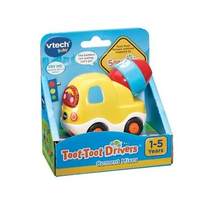 New Vtech Baby Toot Toot Drivers Cement Mixer 127503
