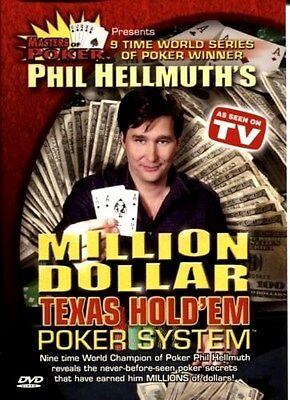 Masters of Poker - Phil Hellmuth's Million Dollar Texas Hold'em Tournament...