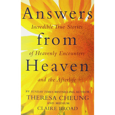 Answers from Heaven by Theresa Cheung (Paperback), New Arrivals, Brand New