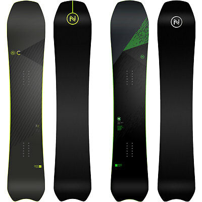 Nidecker Concept Men's Snowboard all Mountain Freecarve Camber 2018-2019 New
