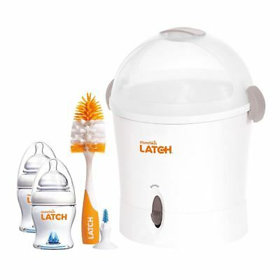 Munchkin LATCH ELECTRIC STERILISER Baby/Toddler Bottle Steriliser BN