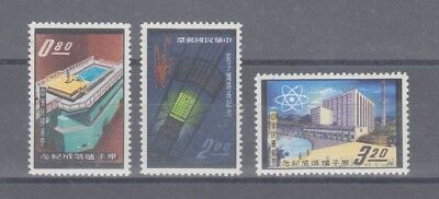 China Taiwan   431 - 33  Forschungsreaktor an der Tsing Hua Universität ** (mnh)