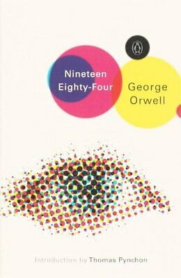 1984 Nineteen Eighty-Four by Orwell, George Paperback Book The Fast Free