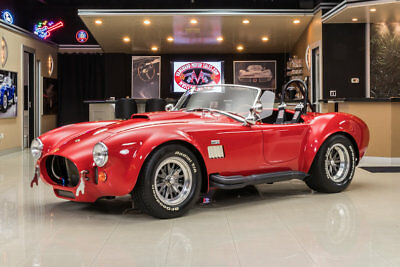 1965 Shelby Cobra Superformance uperformance! Keith Craft 427ci Crate V8 (578hp) TKO600 5-Speed, IRS, Low Miles