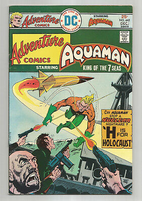 Adventure Comics # 442 * Aquaman * 1975