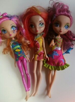 3 La Dee Da Dolls by Spinmaster - So Pretty!