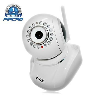 PIPCAMHD82WT Wireless IP Wi-Fi Security Surveillance Camera, Full HD, Remote