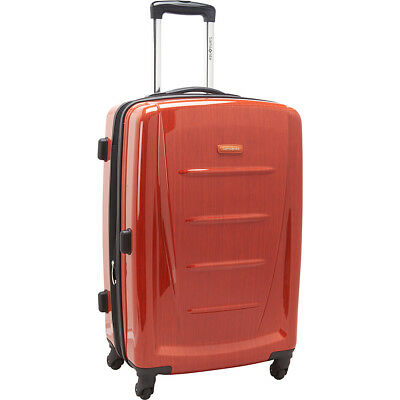 Samsonite Winfield 2 Fashion Hardside Spinner Luggage Hardside Checked NEW