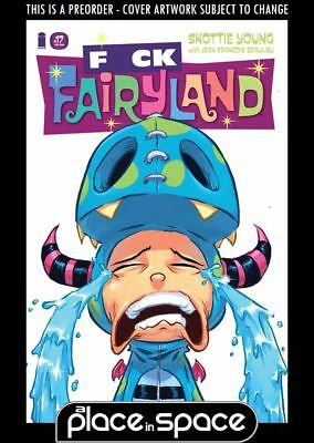 (Wk10) I Hate Fairyland #17B - F*ck Fairyland Variant - Preorder 7Th Mar