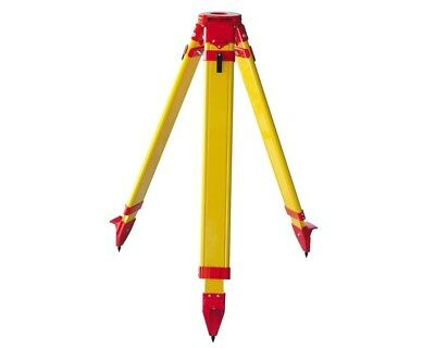 CST 60-FGHD20-ON Heavy-Duty Fiberglass  Tripod for total station theodolite